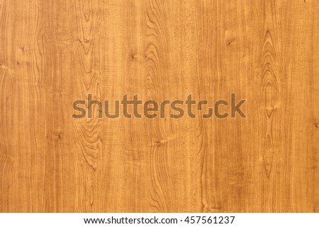 Background of a wooden table surface with fine texture. - stock photo