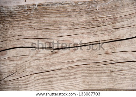Background of dark old wood - stock photo