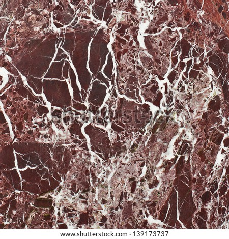 Background of marble in shades of brown - stock photo