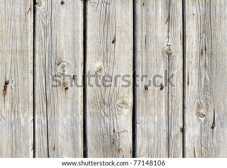 background of old boards - stock photo