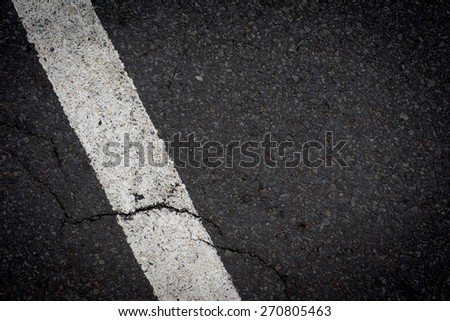 background of road - stock photo