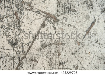 background of shabby painted wooden wall  - stock photo