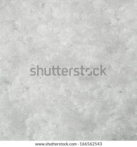 background of snow. macro - stock photo