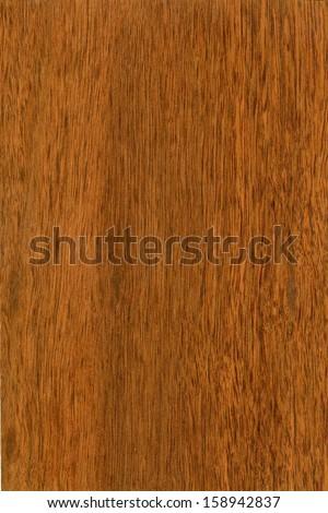 background of wood grain from Eucalyptus marginata, or Jarrah - stock photo