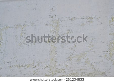Background. Old, vintage, white plywood - stock photo
