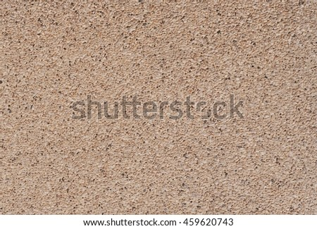 Background Pattern, Natural Seamless Texture of Brown Sand Background or Texture with Copy Space for Text Decorated. - stock photo