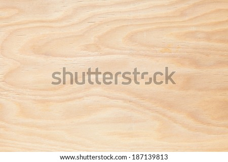 background plywood the wooden light old texture - stock photo