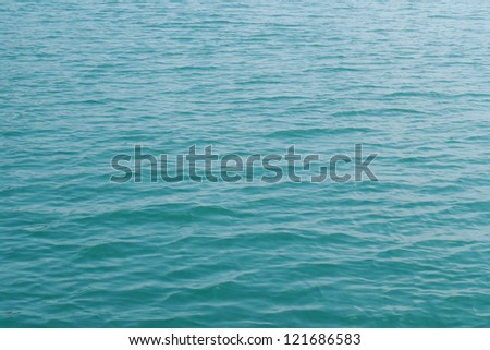 Background sea - stock photo