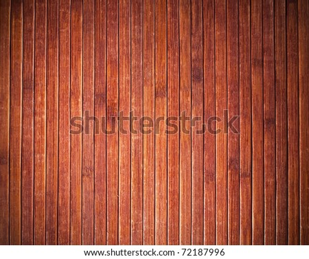 Background texture of brown  wooden floor - stock photo