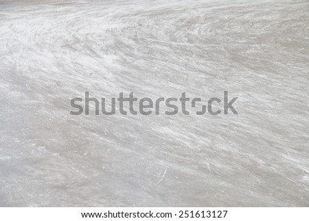 Background texture of ice rink - stock photo