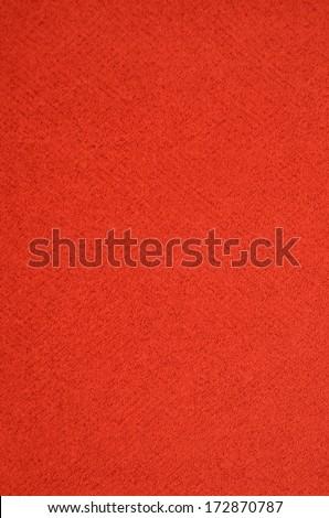 background, texture of orange paper - stock photo