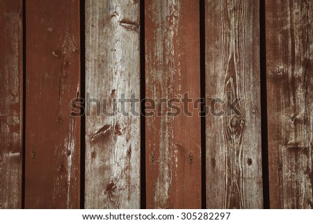 Background textured old boards - stock photo
