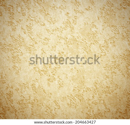 Background Wallpaper Yellow background vintage wall decor. - stock photo