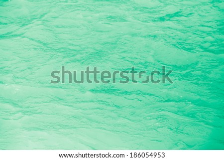 background water waves - stock photo