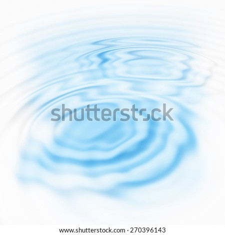 Background with abstract water ripples - stock photo
