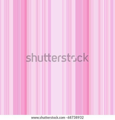 Background with colorful pink and white stripes - stock photo
