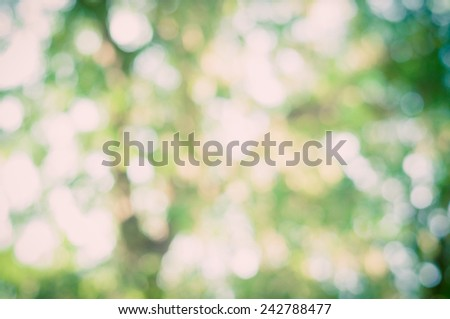 background with defocused lights - stock photo