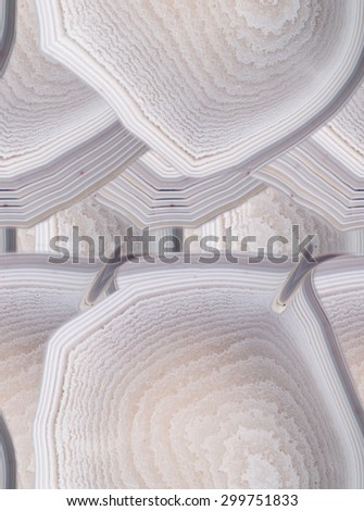 background with grey agate seamless structure - stock photo