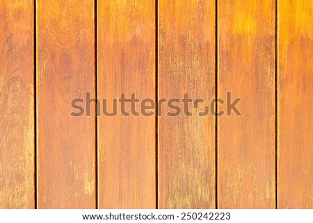 background with rustic wood texture - stock photo