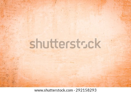 Background with vignette old wall. - stock photo