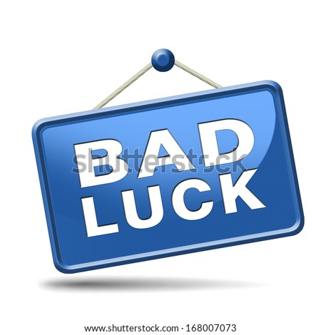 bad luck stock photos images pictures shutterstock