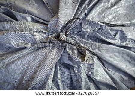 bag detail - stock photo