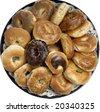 Bagel Platter - stock photo