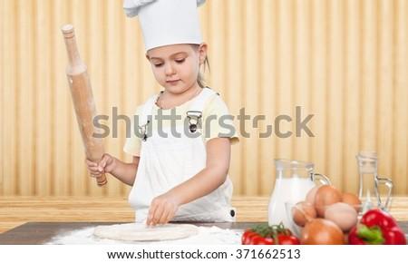 Bake. - stock photo