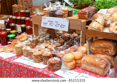 Price Of Homemade Baked Goods 110
