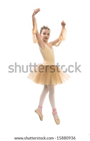 ballet - stock photo