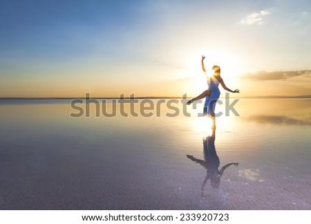 Ballet Dream - stock photo