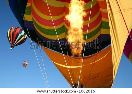 Balloon 10 - stock photo