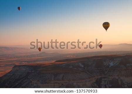 Balloons - stock photo