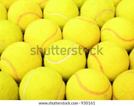 Balls Balls Balls - stock photo