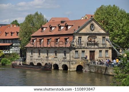 Bamberg, Germany - stock photo