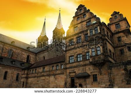 Bamberg,Germany - stock photo