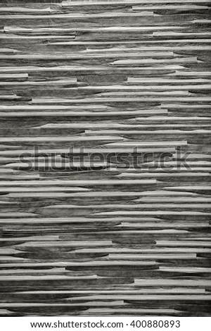 Bamboo straw , background, texture - stock photo