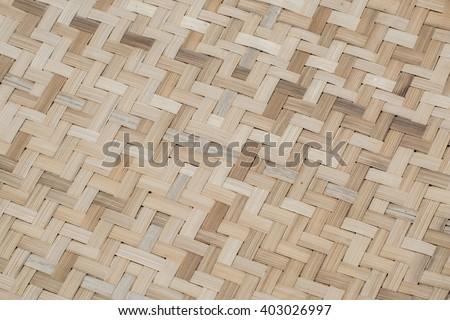 Bamboo texture. - stock photo