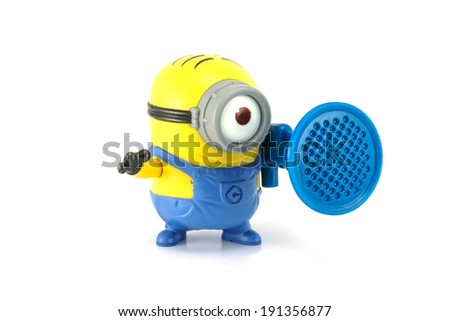 Minion Stuart Pictures Minion Stuart Blaster Toy