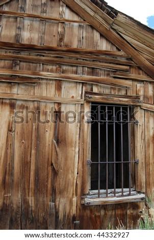Bank window - stock photo