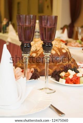 banquet - stock photo