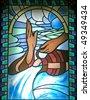 Baptism - stock photo