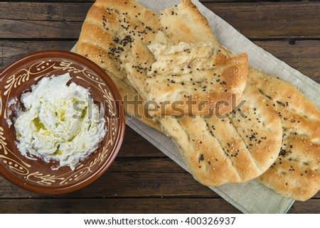 how to make labneh from greek yogurt