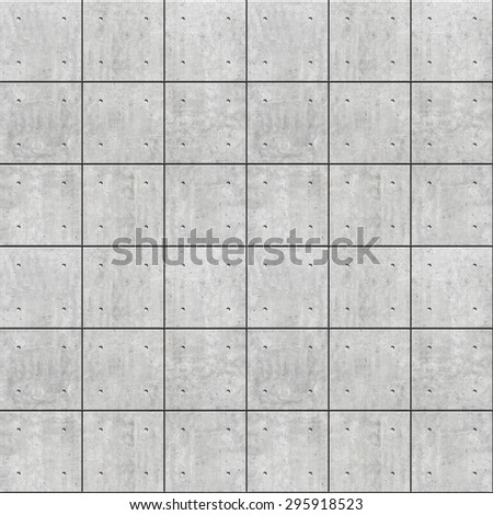 Bare Concrete Wall texture - stock photo
