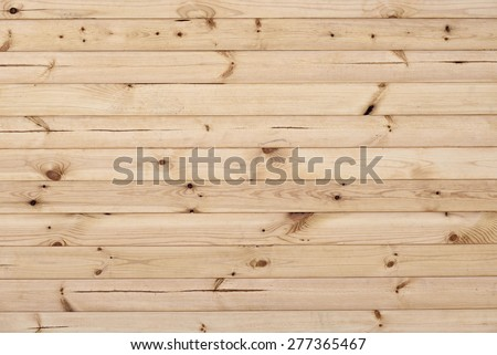 Bare wooden planks texture background - stock photo