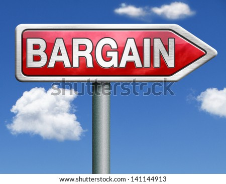 bargain special offer bargain icon bargain button red road sign arrow online web shop reduction internet shopping at webshop - stock photo