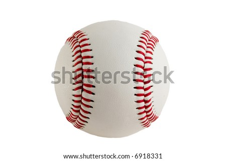 Base Ball - stock photo