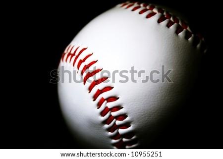 baseball 3 - stock photo