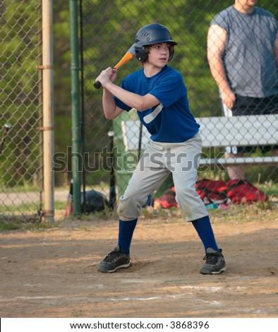 Baseball Batter 5 - stock photo