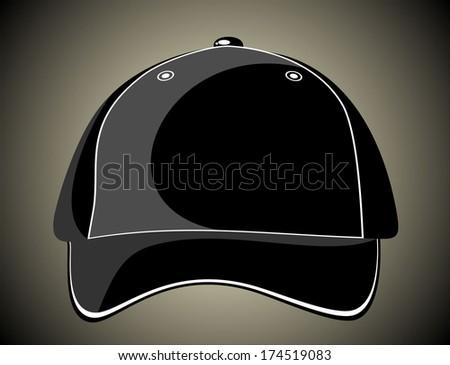 Baseball cap - stock photo
